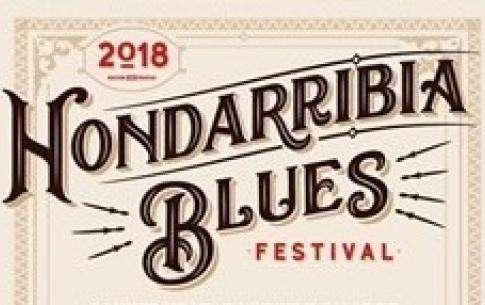 Hondarribia Blues Festival 12/15 juillet 2018