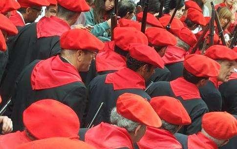Festivities of Hondarribia - Gora Ama Guadalupekoa!