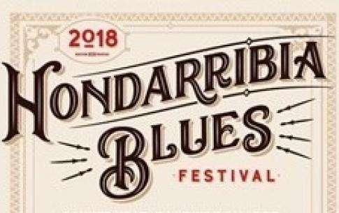 Hondarribia Blues Festival 12/15 july 2018